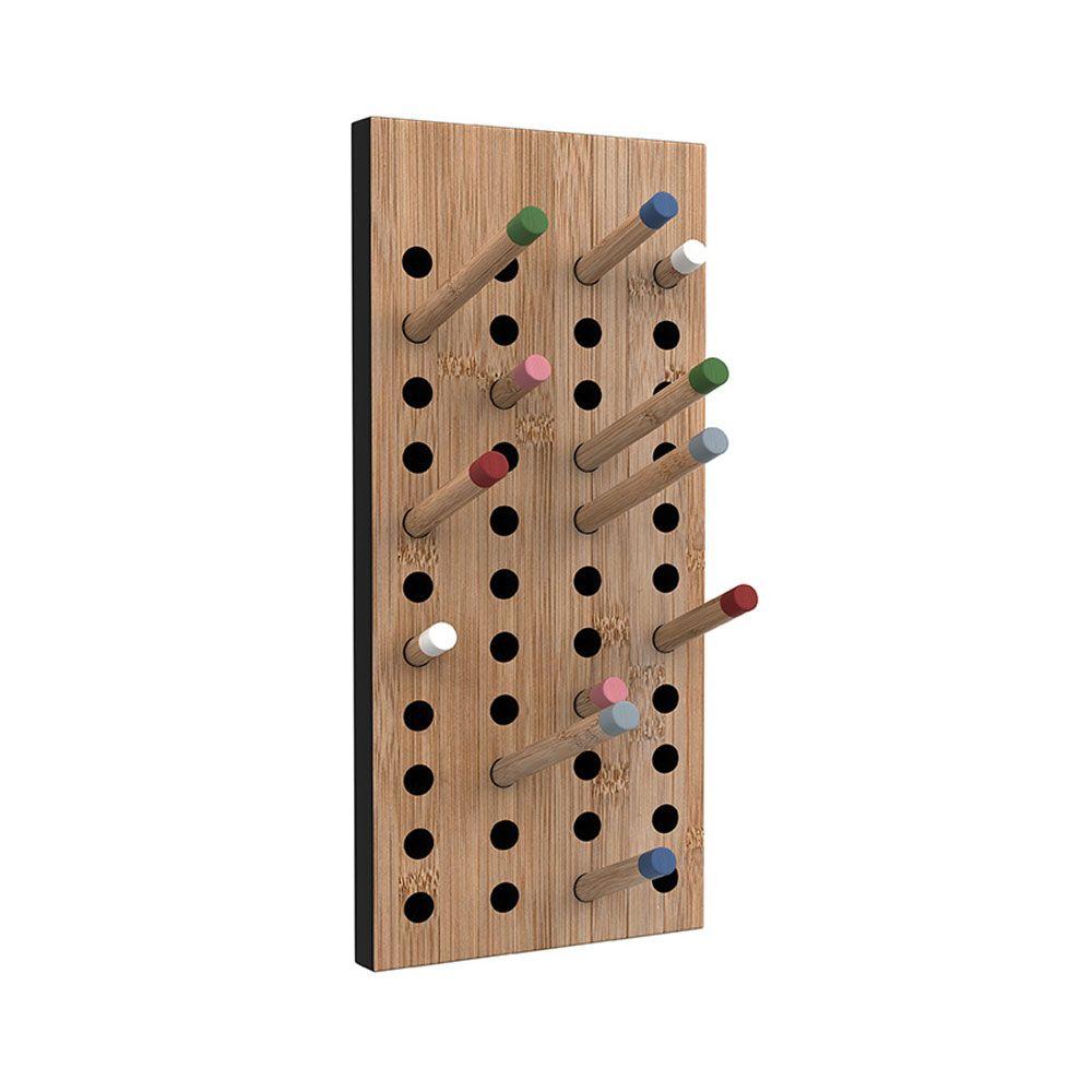 Appendiabiti Piantana Per Bambini.Appendiabiti Legno Scoreboard Small