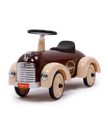 Auto d'epoca Cavalcabile Speedster Chocolat