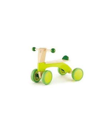Triciclo Scooter in legno