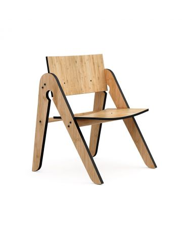 Sedia Legno Lilly's Chair