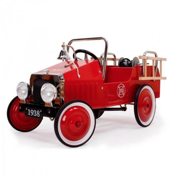 Auto a Pedali Camion dei Pompieri