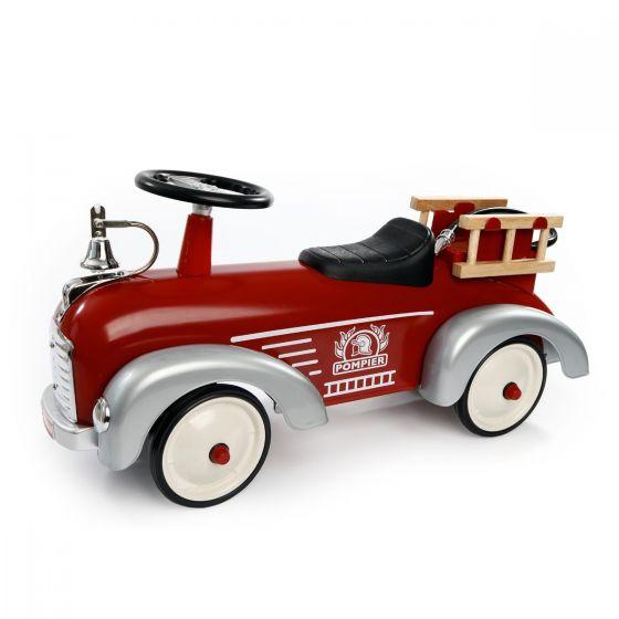 camion pompieri cavalcabile Baghera | camion dei pompieri per bambini