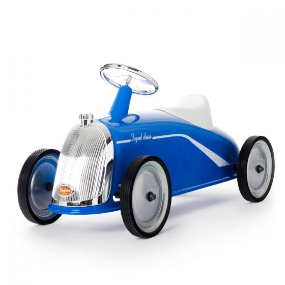 Macchina Cavalcabile Legend Rider Blue - Macchina per bambini Baghera