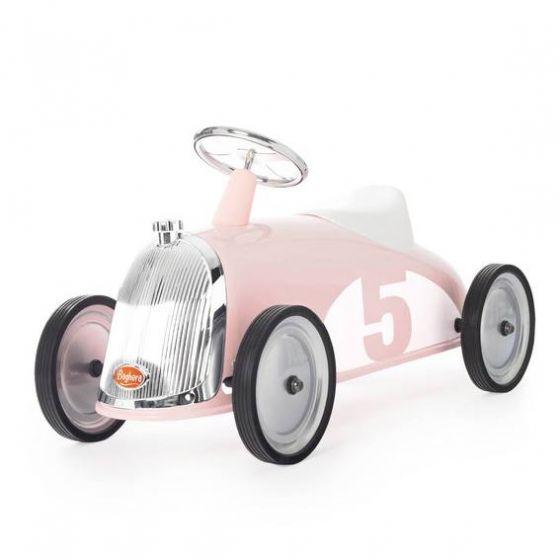 macchina cavalcabile rosa | macchna Baghera rosa