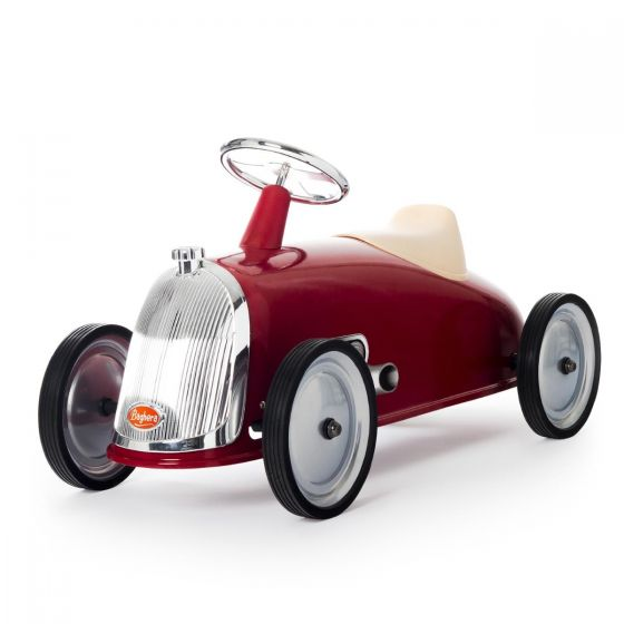 macchina per bambini rossa | cavalcabile Baghera rosso