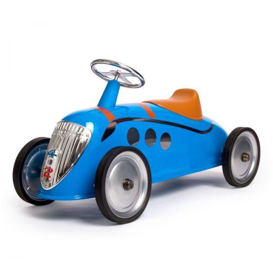 Macchina Cavalcabile Peugeot Coupé Rider Blu