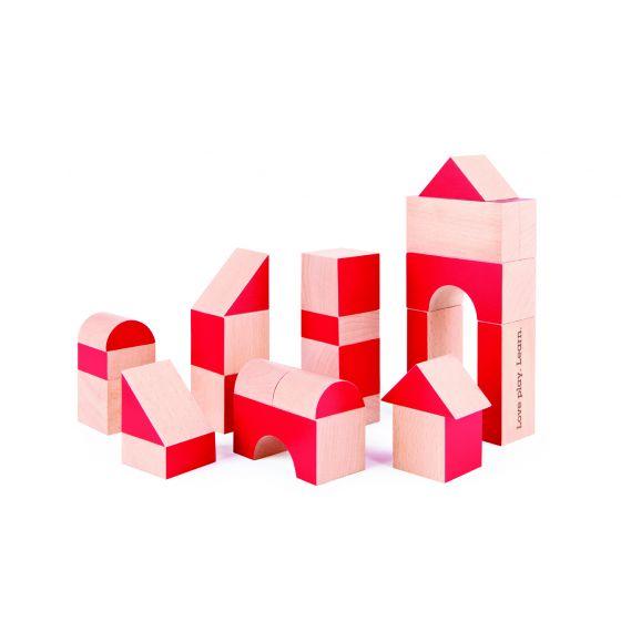 Blocchi da costruzione legno Limited Edition | Blocchi da costruzione legno