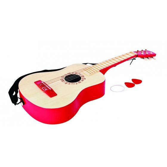 Chitarra in Legno per bambini - chitarra giocattolo