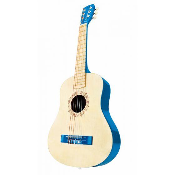 Chitarra in Legno per bambini | chitarra giocattolo