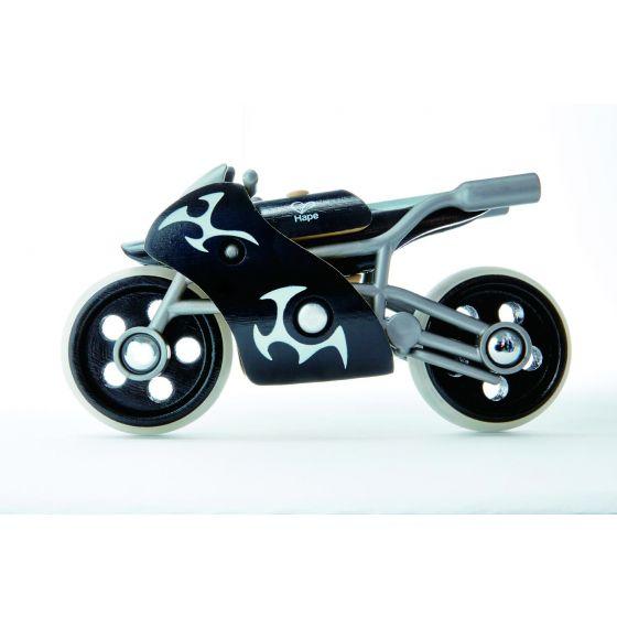 Motocicletta Bambù e-Superbike