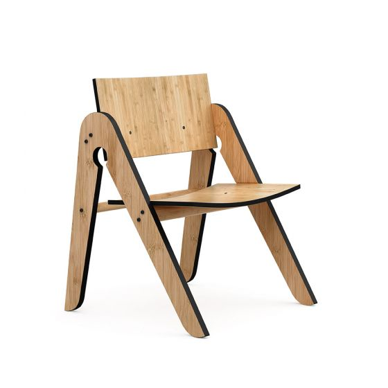 Sedia legno Lilly's Chair | We Do Wood