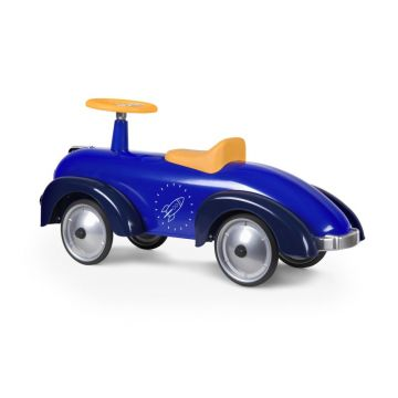 Auto d'epoca Cavalcabile Speedster Chocolat | auto cavalcabile per bambini