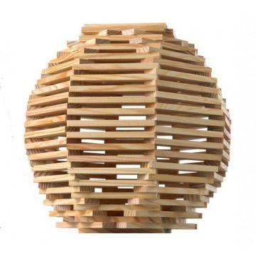 Kapla costruzioni legno naturale 280 pz