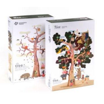 """Puzzle Double Face My Tree """"Il mio albero"""""""