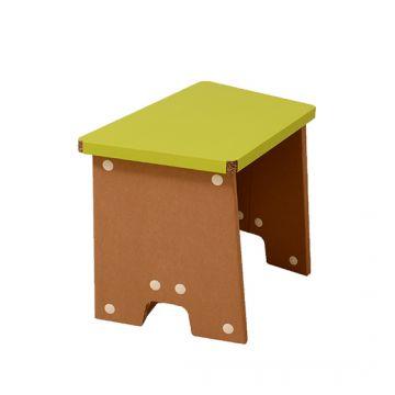 Tavolino scuola Eliot Verde
